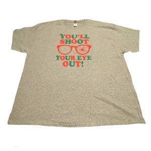 Other - Christmas Story line graphic tee 3XL